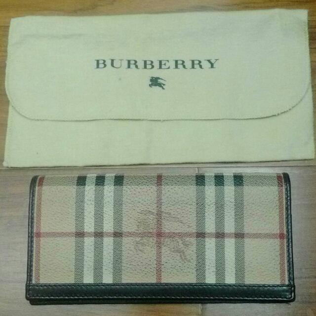 Blueberry 長皮夾
