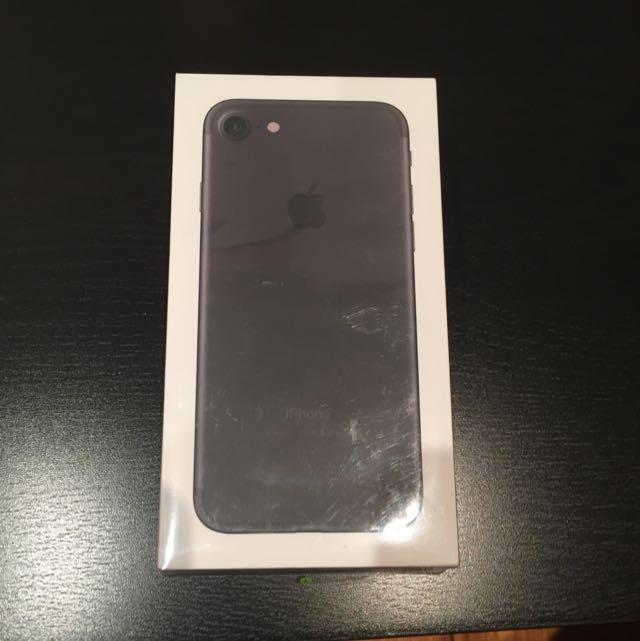 Brand New iPhone 7 256 GB