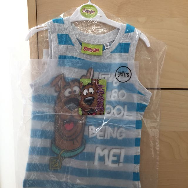 Brand New Scooby Doo Singlet