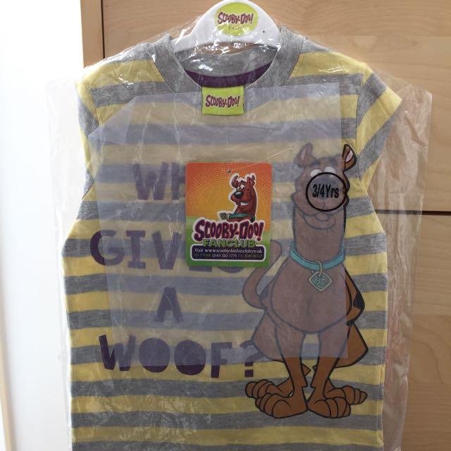 Brand New Scooby Doo Top