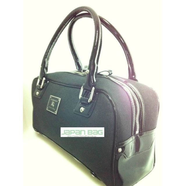 234c6eea175 Clearance! Burberry Blue Label – Black Bowling Bag LNIB, Luxury ...