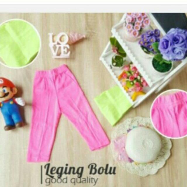 Cuci Gudang Celana Legging Baby Bolu