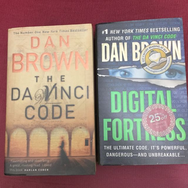 Dan Brown Novels Epub Download