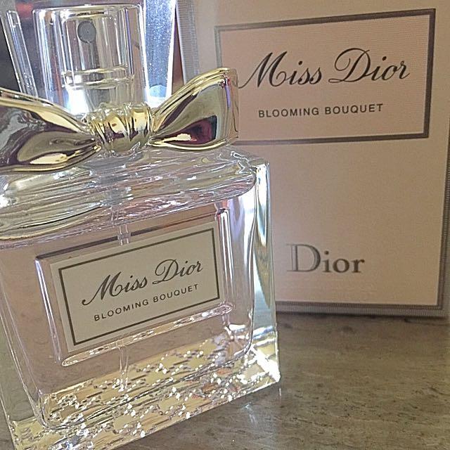 DiormissDior花漾淡香水