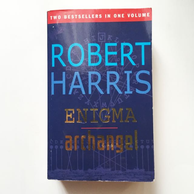 Enigma | Archangel by Robert Harris