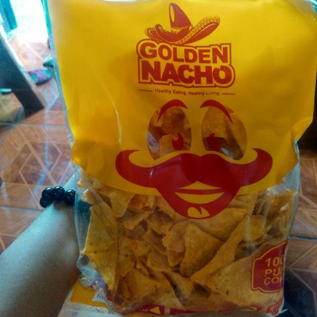 Golden Nachos
