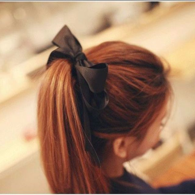 [Hair-tie] Bow Ribbon Hair-ties🎀🎀