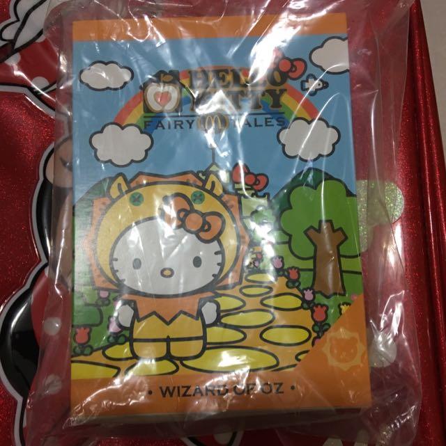 Hello Kitty 故事書娃娃-麥當勞限定