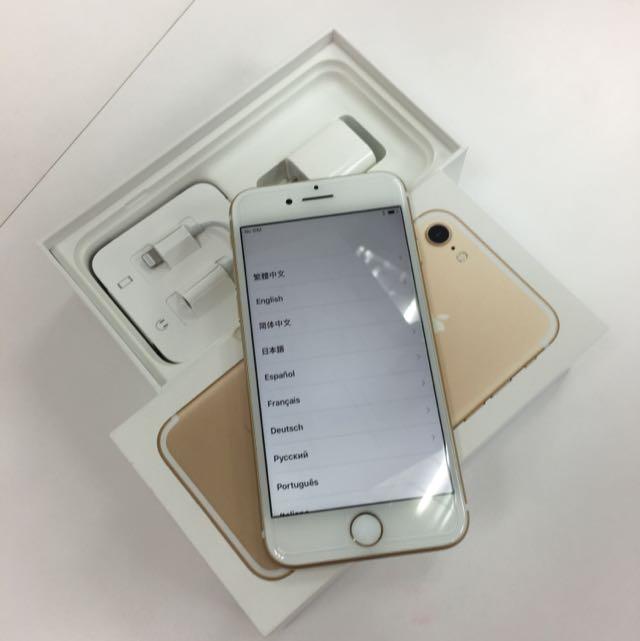 iPhone 7 128金