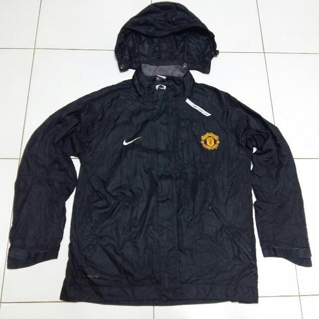 Jaket Nike Rain Manchester United