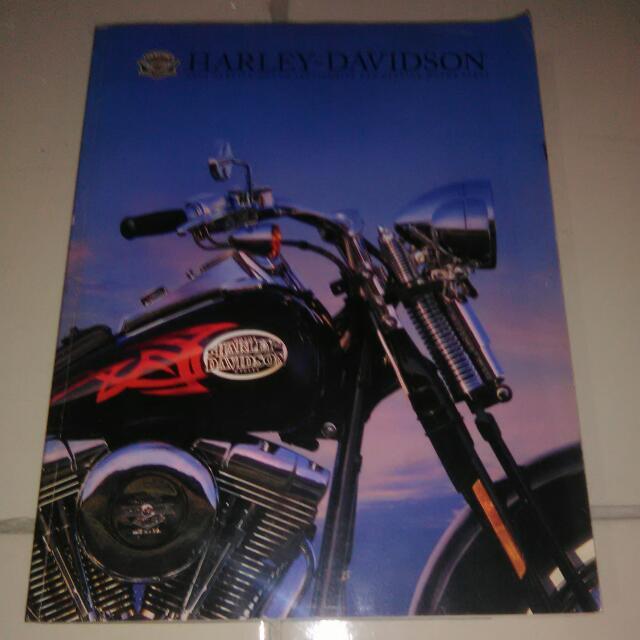 Katalog Harley Davidson / 2005