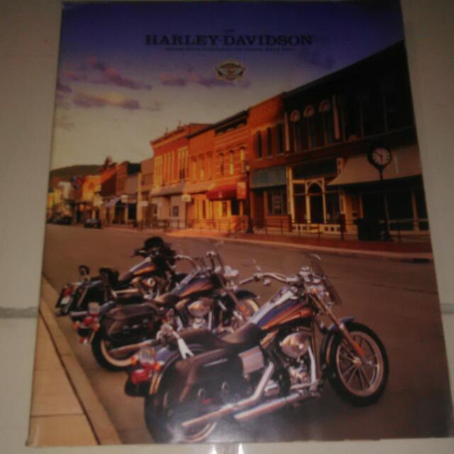 Katalog Harley Davidson / 2006