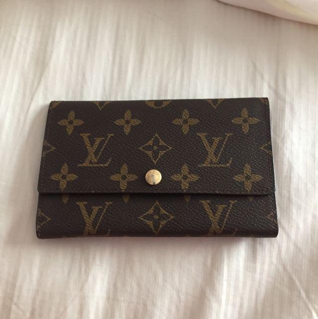 Louis Vuitton Thin Wallet