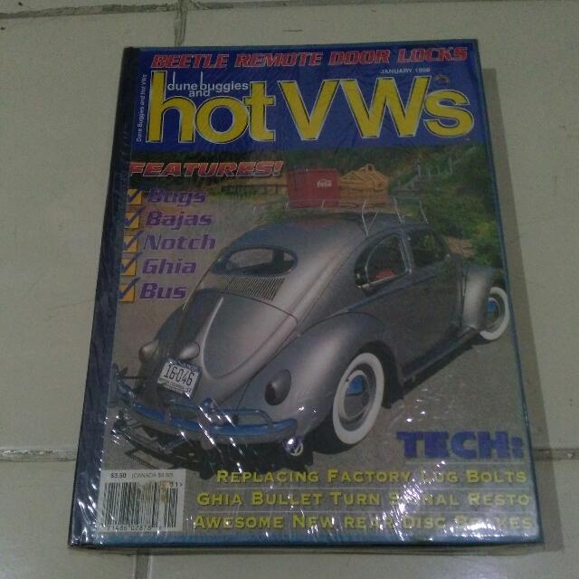 Majalah Hot VWs