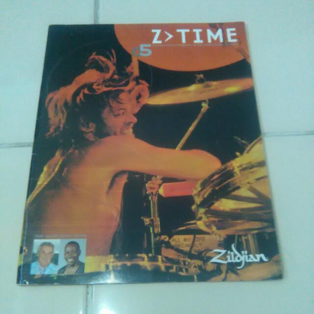 Majalah Z Time / Zildjian