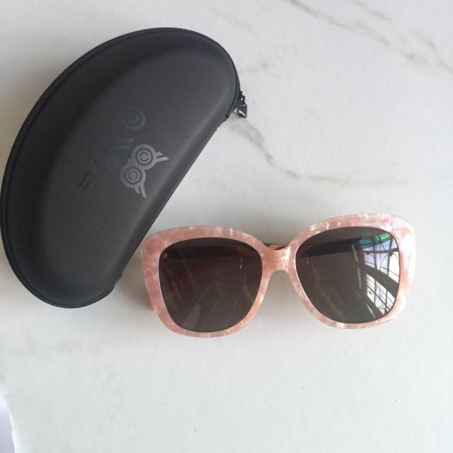 OWL Sunglasses - Pink