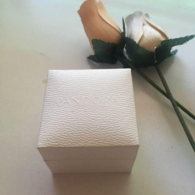 Pandora Ring Box