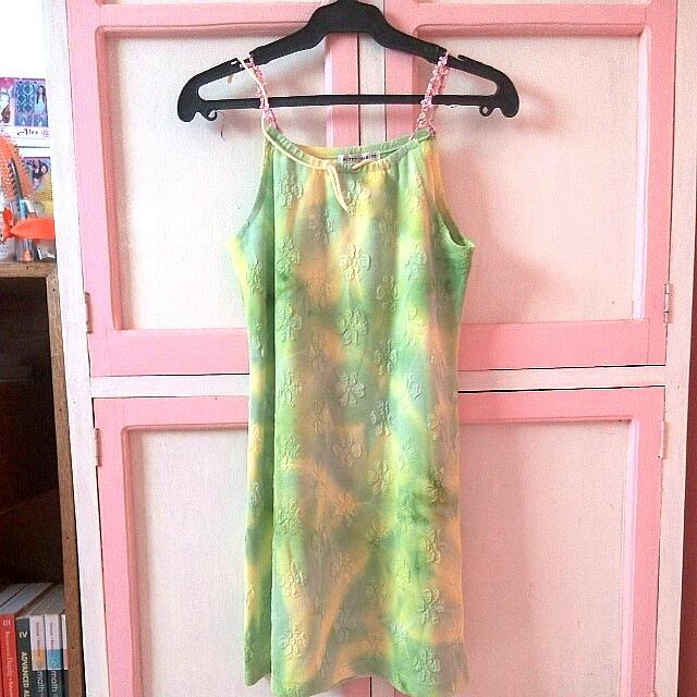Petty Palette Dress