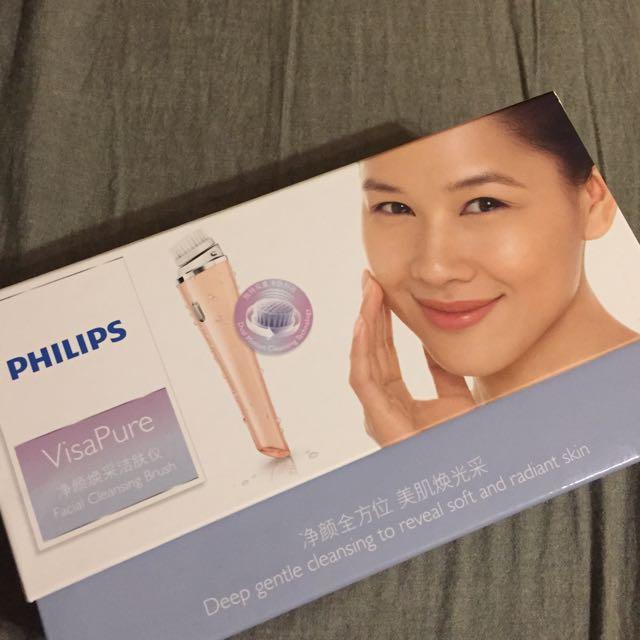Philips潔膚器 洗臉機