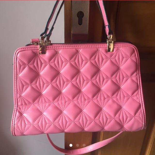 Preloved Batam Bag Fashion Pink