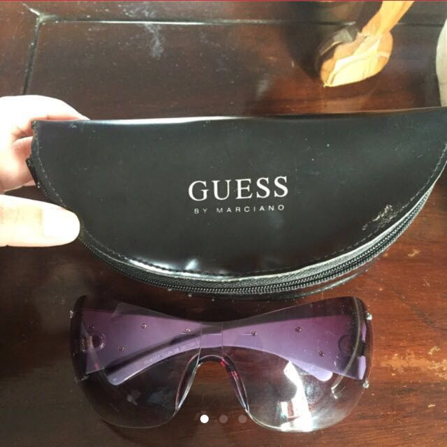 Preloved guess sunglasess