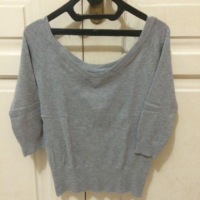 SALE ! Sweater Abu Abu