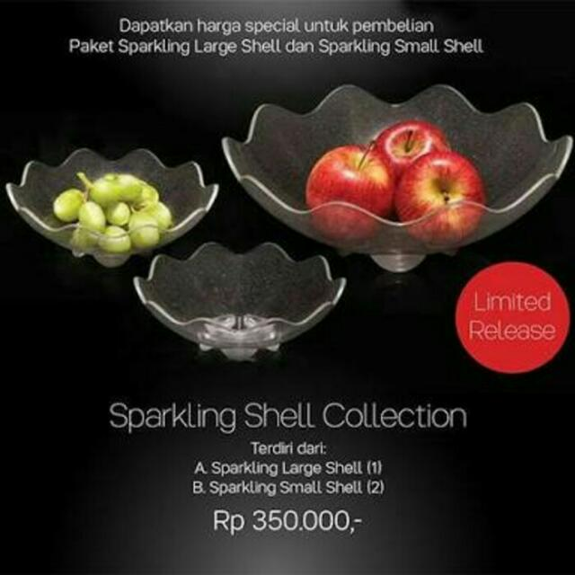 Voucher Shell Rp 200000 Best Buy Indonesia Source · Shell Colection Tupperware