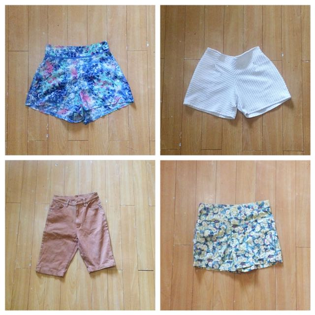 Shorts Sale! Take All For 600!