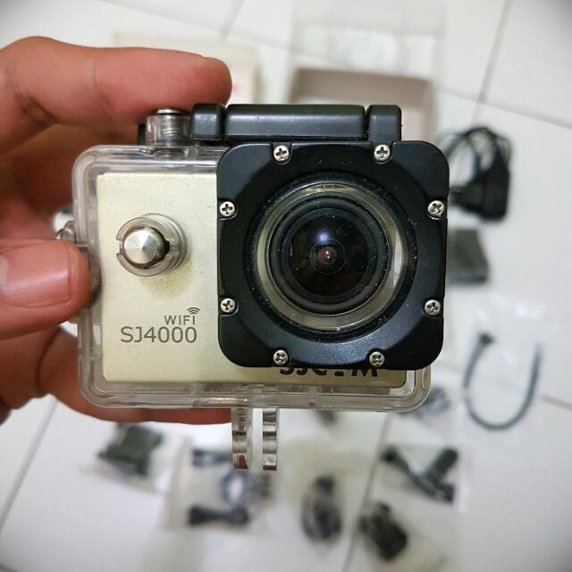 SJ4000 SJCAM