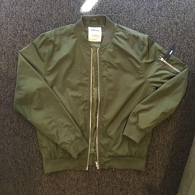 Standard Bomber Jacket