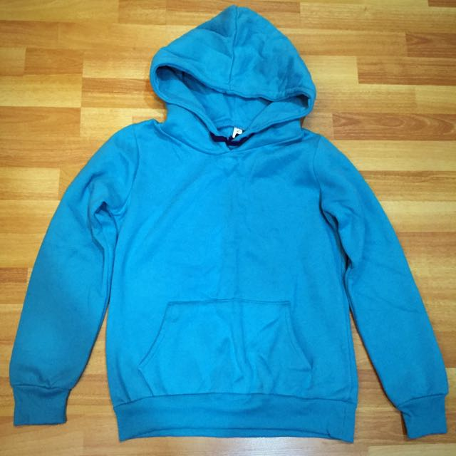 Super Comfy Sea Green Hoodie / Pullover