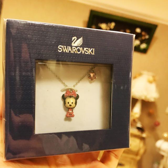 Swarovski x Disney 米妮項鍊(施華洛世奇)