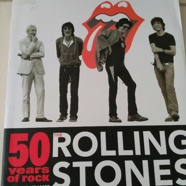 The Rolling Stones - Fifty Years Of Rock