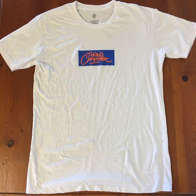 Third Chapter Box Logo Tshirt