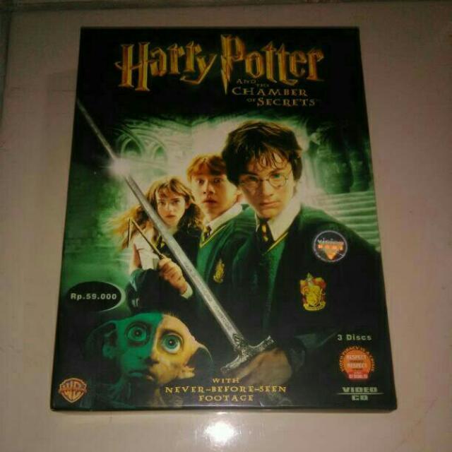 Vcd Harry Potter