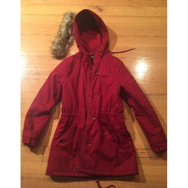 Winter coat from Sportsgirl (size 10)