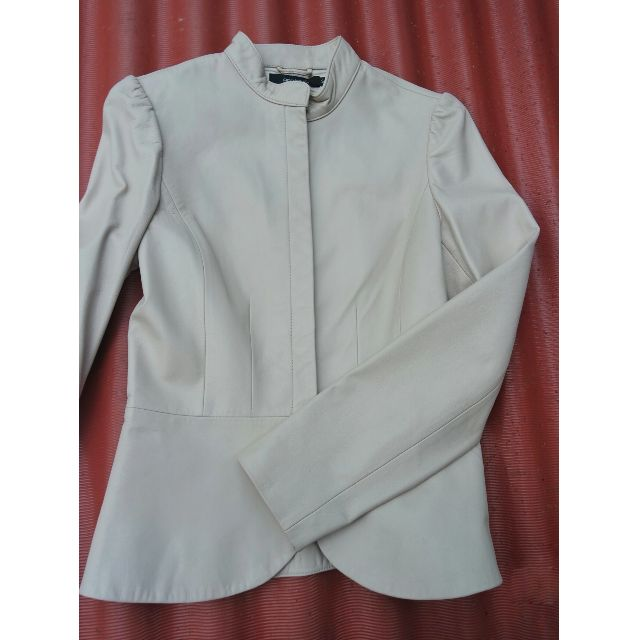 (REPRICE) Women's Leather Jacket