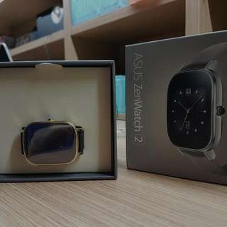 Asus Zenwatch 2 Android Wear Smartwatch (WI502Q)