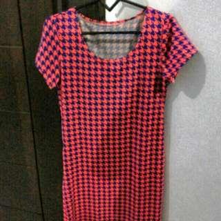 Stripe Dress (Stretch) #NY50
