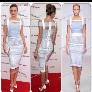 Herve Leger Bandage Dress Free Postage