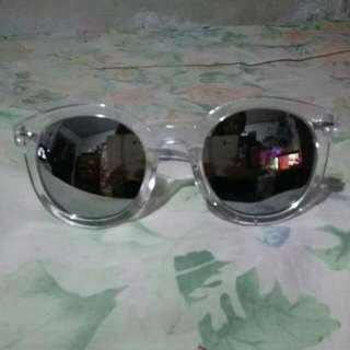 Kacamata Frame Bening