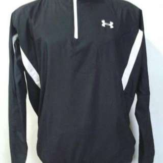 Original Under Armour Cold Gear Men Holf Jacket Half Zip / Jaket Branded Under Armour Cold Gear Orig