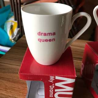 Cup Comes With Box Brand New