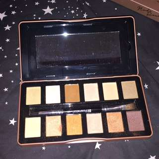 Nude Rose Palette By BH Cosmetics