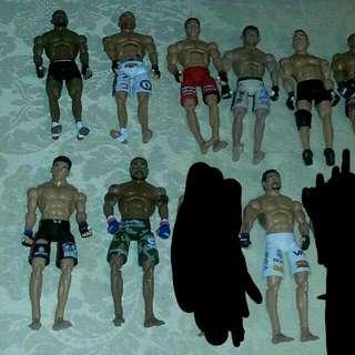 UFC Action Figures