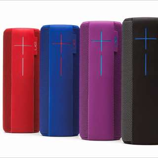 UE Megaboom Bluetooth Waterproof Speaker