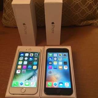 Iphone 6 16 GB Factory Unlocked