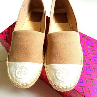 Authentic NEW TORY BURCH Espadrilles
