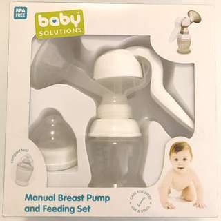 Breast Pump Set