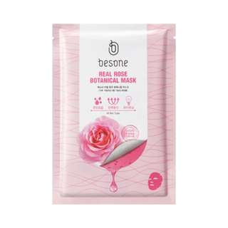 Besone Real Rose Botanical Mask (25g)